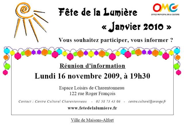 affiche réunion information 09-11-16