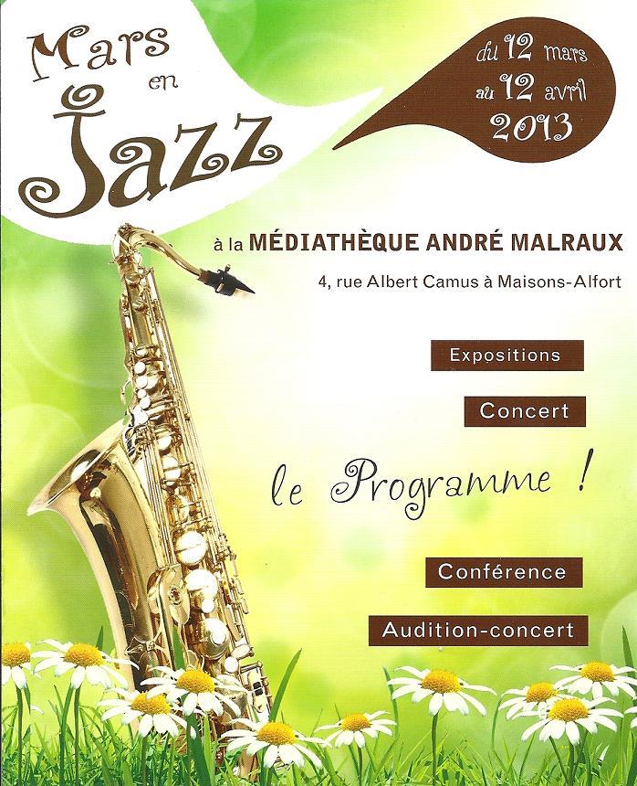 Mars en jazz