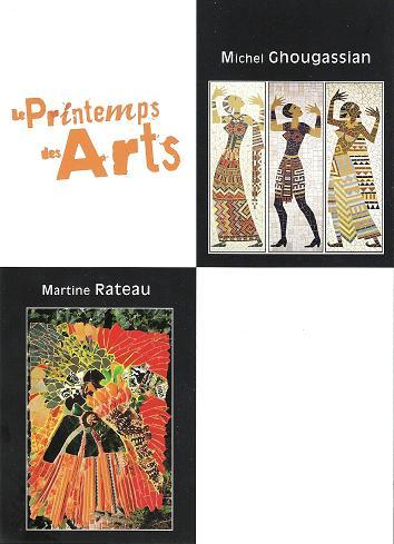 Printemps des arts 2013