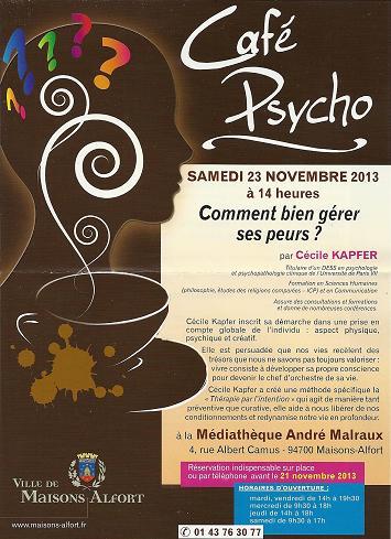 Café Philo 23-11-2013