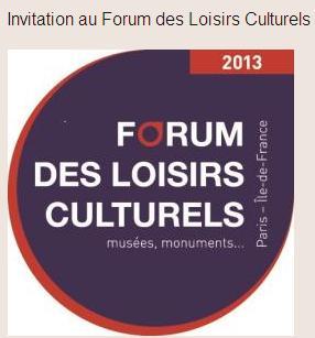 Forums des Loisirs Culturels