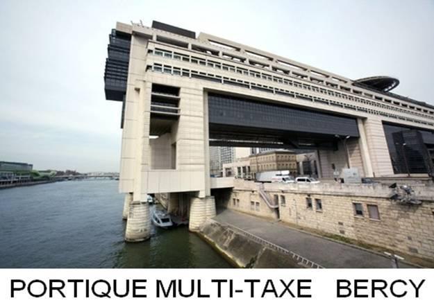 Portique multi taxe