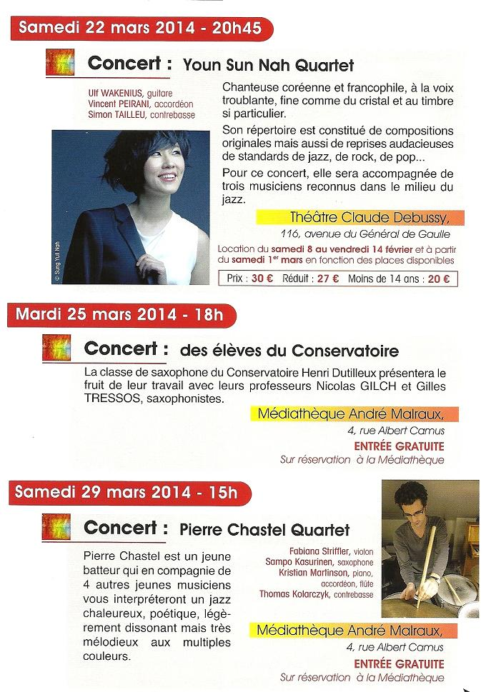 Concerts 2014-03