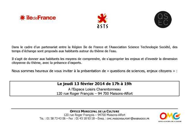 invitation QSEC