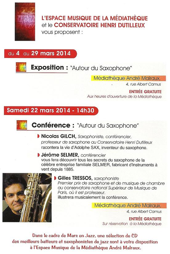 Saxophone 2014-03