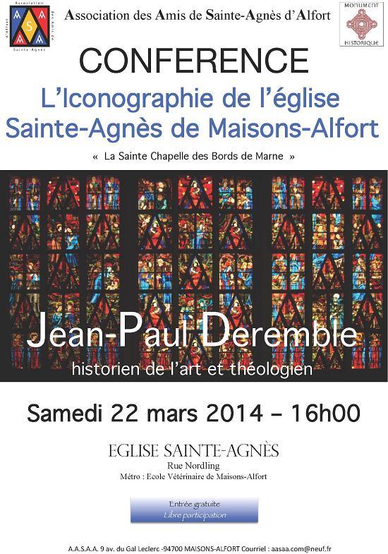 Sainte-Agnès 22 mars 2014