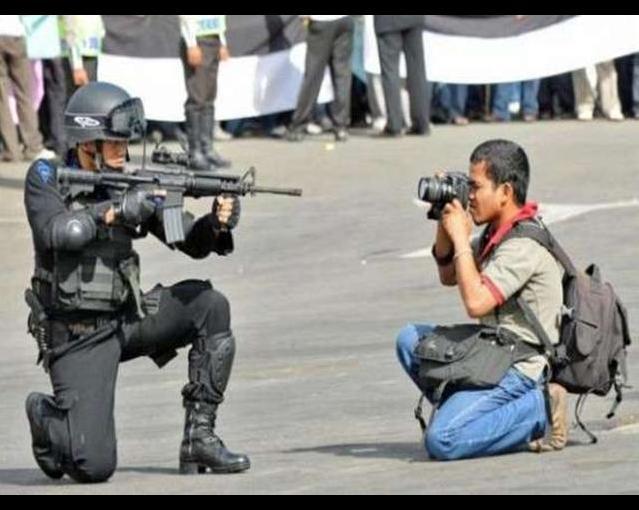 Guerre en photo