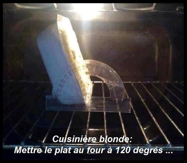 Mettre au four à 120°