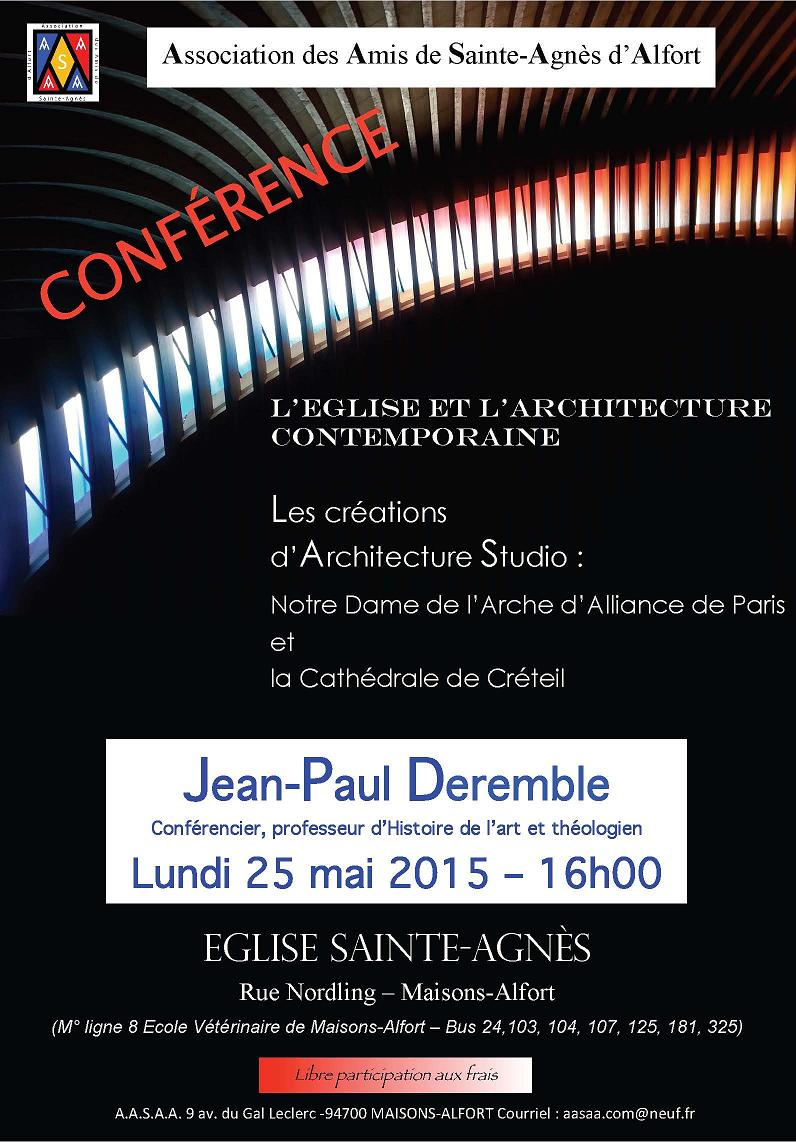 AASASA Architechture - 26 mai 2015