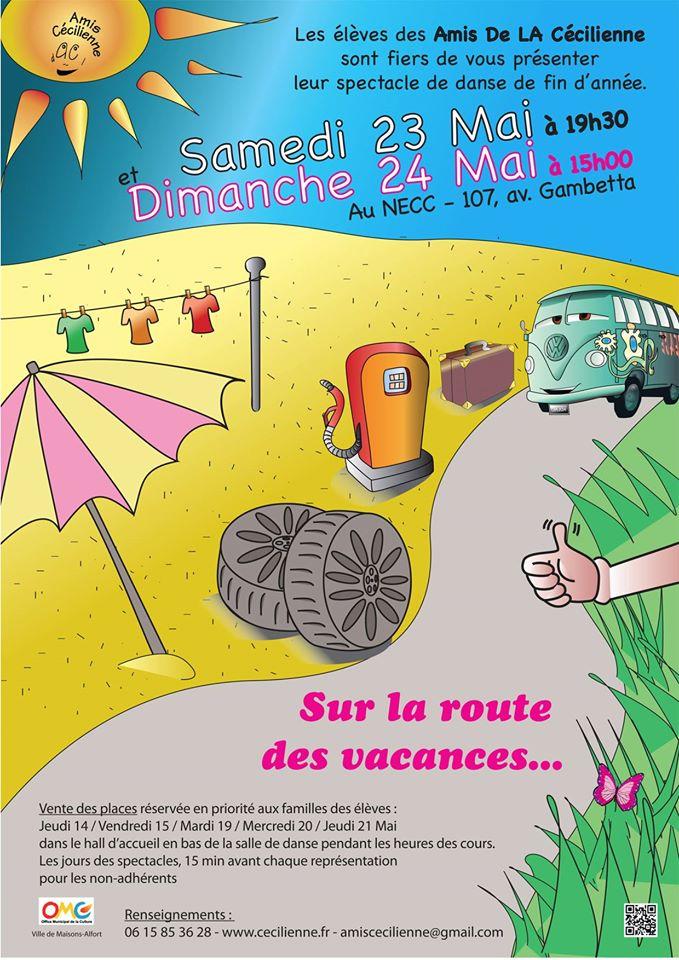 Cécilenne 23 et 24 mai 2015