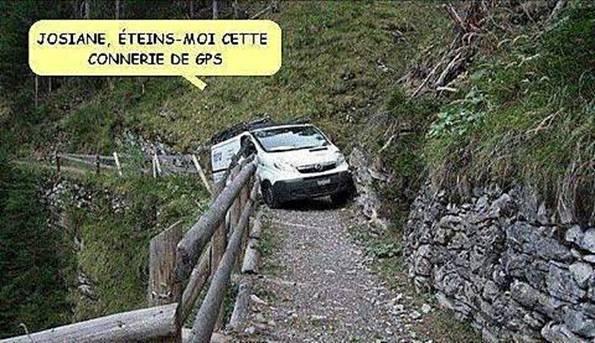 Eteint le GPS