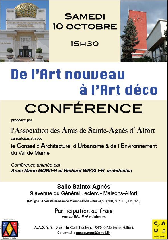 2015-10-10 art nouveau Ste Agnès et CAUE