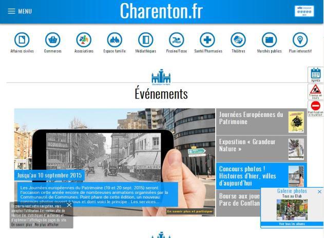 Site Charenton