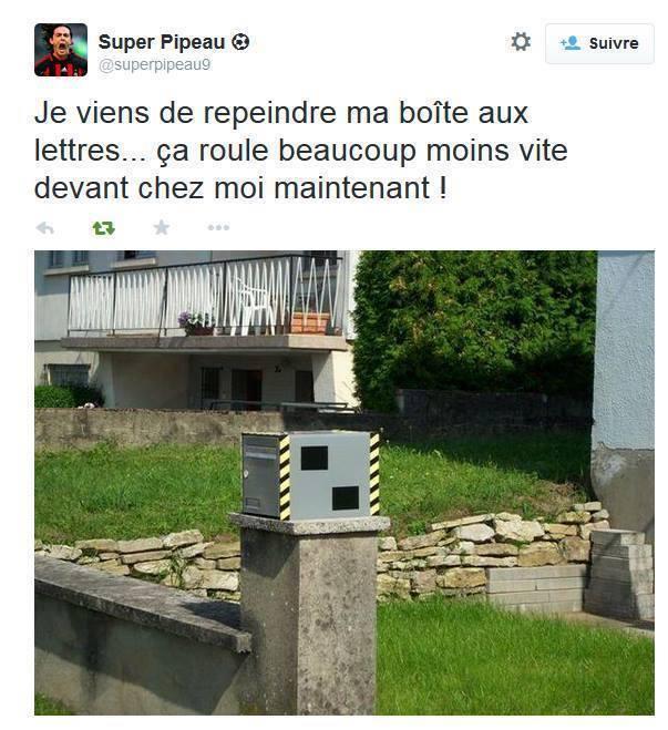 Boite à lettres
