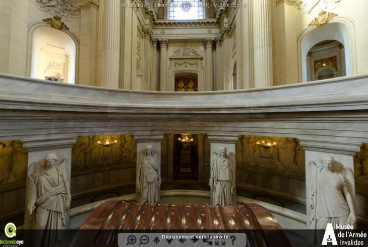 Invalides - tombeau