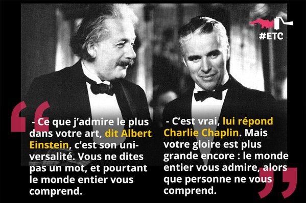 Einstein-Chaplin