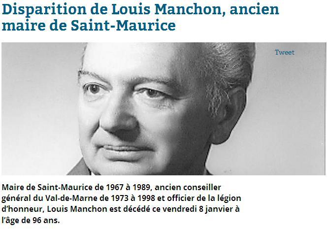 Louis Manchon