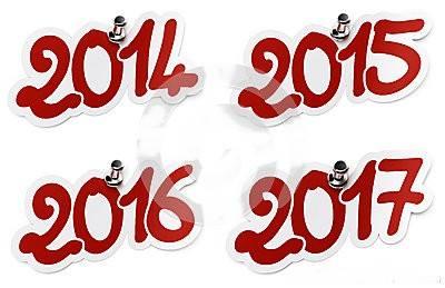 Voeux 2014 à 2017