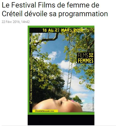 Créteil Films de Femme