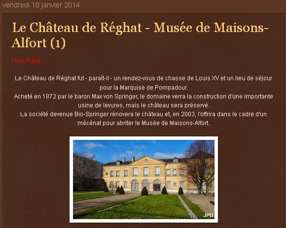 Musée de Maisons-Alfort Paris Bises Art
