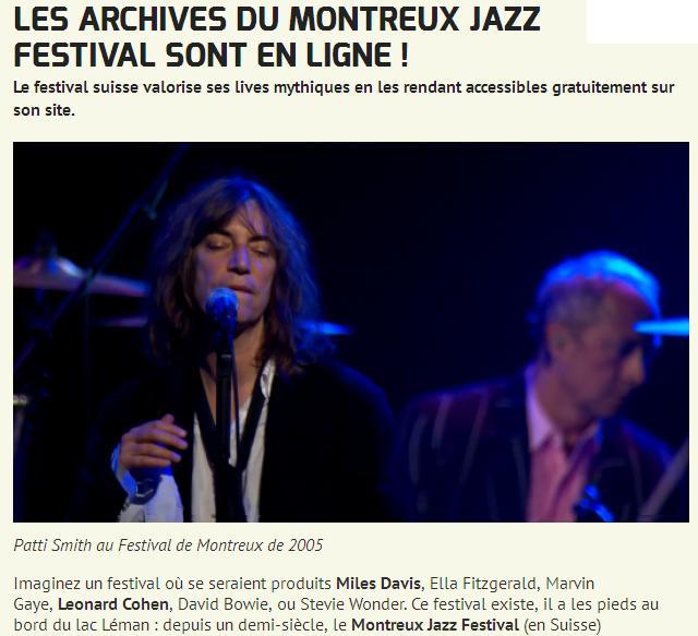 Festival de Montreux