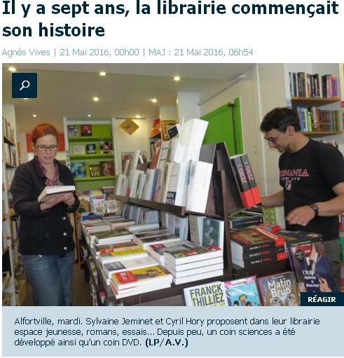 Librairie ETABLI