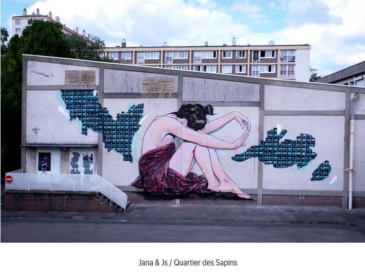 Rouen Street Arts