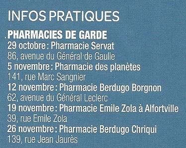 Allo maman bobo la nuit et le we maisons alfort charentonneau - Pharmacie de garde forbach ...